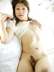 Mai Ayase is an elegant newhalf angel!