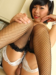 Ladyboy Ying in Shemale Shaggers