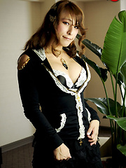Twenty-four year old japanese ladyboy Asuka